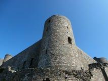 Harlech城堡 库存照片
