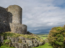 Harlech castle Stock Images