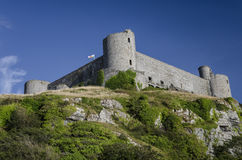 Harlech Castle Stock Photography