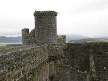 Harlech-Schloss Stockfotografie
