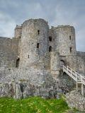 Harlech slott Royaltyfri Foto