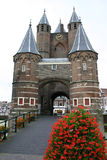 Harleem city gate Stock Photo