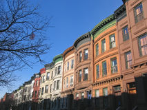 Harlem-Bezirk Lizenzfreies Stockbild