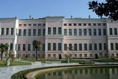 Harlem of Dolmabahce palace Royalty Free Stock Image