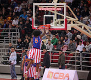 Harlem Globetrotters 2009 China Tour Show Royalty Free Stock Photos