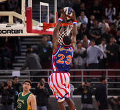 Harlem Globetrotters 2009 China Tour Show Royalty Free Stock Image