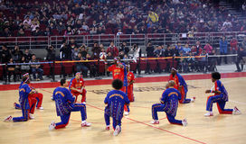 Harlem Globetrotters 2009 China Tour Show stock photo