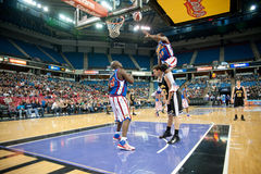 Harlem Globetrotters Stock Images