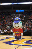 The Harlem Globetrotters Mascot Big G in Milwaukee, WI Stock Photography