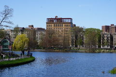 Harlem Meer 15 Stock Photography