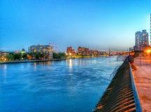 Harlem rzeka Fotografia Royalty Free