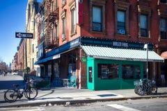 HARLEM SHAKE BAR IN NYC stock photos