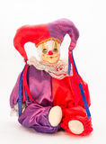 Harlequin doll Stock Image