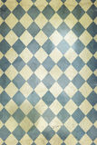 Harlequin wallpaper Royalty Free Stock Photo
