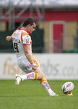 Harlequins RL v Catalan Dragons Royalty Free Stock Photo
