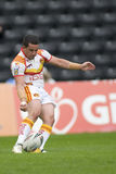 Harlequins RL v Catalan Dragons Stock Image
