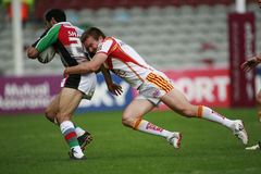 Harlequins RL v Catalan Dragons Stock Photography
