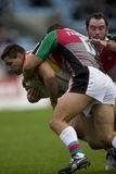 Harlequins RL v Catalan Dragons Royalty Free Stock Photography