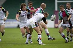 Harlequins Rugby League v Bradford Bulls Royalty Free Stock Photos