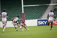 Harlequins Rugby League v Bradford Bulls Stock Image