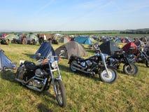 Harley戴唯圣超级集会2012年 免版税图库摄影