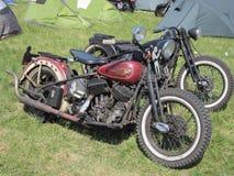 Harley戴唯圣超级集会2012年 库存图片