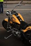 Harley clásico Imagen de archivo libre de regalías