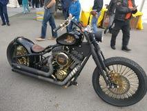 Harley Davidson Fotografie Stock Libere da Diritti