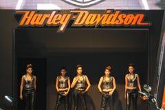 Harley-Davidson 2012 Royalty-vrije Stock Afbeelding
