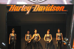 Harley-Davidson 2012 Royalty Free Stock Image
