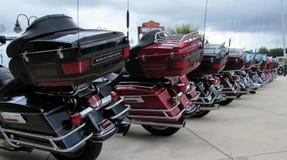 Harley Davidson Στοκ Φωτογραφίες