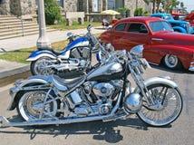 Harley-Davidson Obrazy Royalty Free