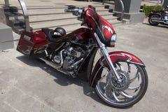 Harley-Davidson Stock Photo