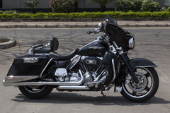 Harley-Davidson. Is an American motorcycle manufacturer. Founded in Milwaukee, Wisconsin, during the first decade of the 20th century, it was one of two major Stock Image