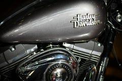Harley Davidson Royalty-vrije Stock Foto