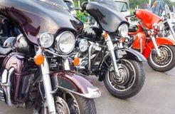 Harley Davidson fotografia royalty free