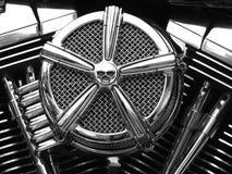 Harley-Davidson Fotografia Stock Libera da Diritti