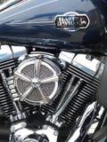 Harley-Davidson Fotografie Stock