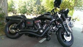 Harley Davidson Royalty-vrije Stock Fotografie