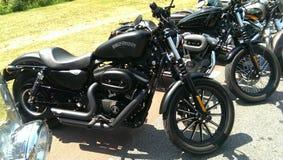 Harley Davidson Royalty-vrije Stock Afbeeldingen