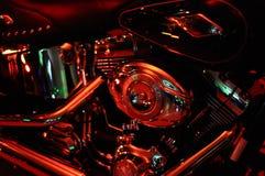 Harley Davidson Arkivfoto
