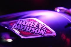 Harley Davidson Arkivbild