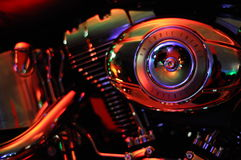 Harley Davidson obrazy royalty free