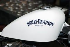 Harley Davidson Стоковая Фотография RF