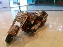 Harley Davidson Στοκ εικόνα με δικαίωμα ελεύθερης χρήσης