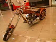 Harley Davidson Στοκ Εικόνα