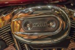 Harley Davidson imagem de stock
