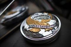 Harley-Davidson amblem zdjęcia stock