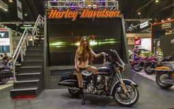 Harley Davidson Royalty Free Stock Photography