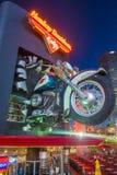 Harley Davidson Cafe Royalty-vrije Stock Afbeeldingen